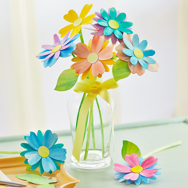 Paper Flower Bouquet Hallmark Ideas Amp Inspiration