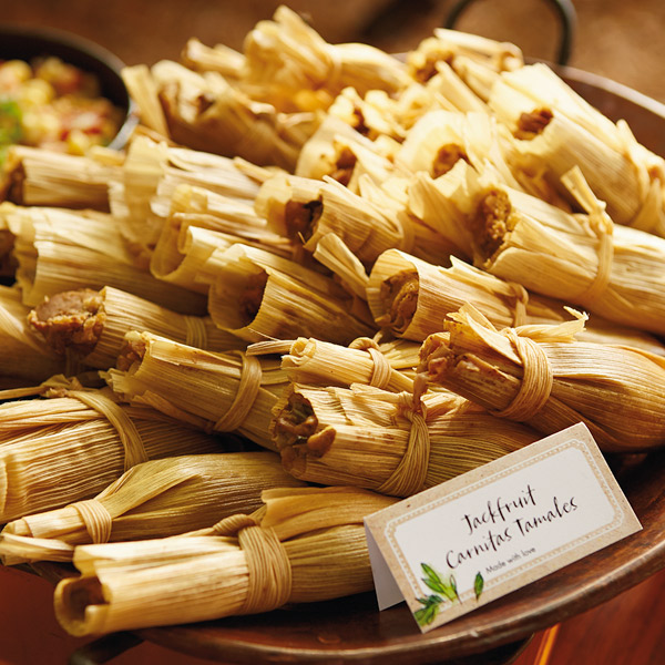 Jackfruit Carnitas Tamales Hallmark Ideas & Inspiration