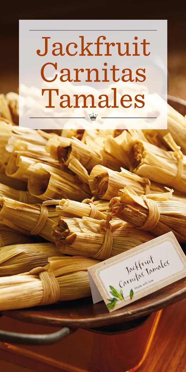 Jackfruit Carnitas Tamales Hallmark  Community
