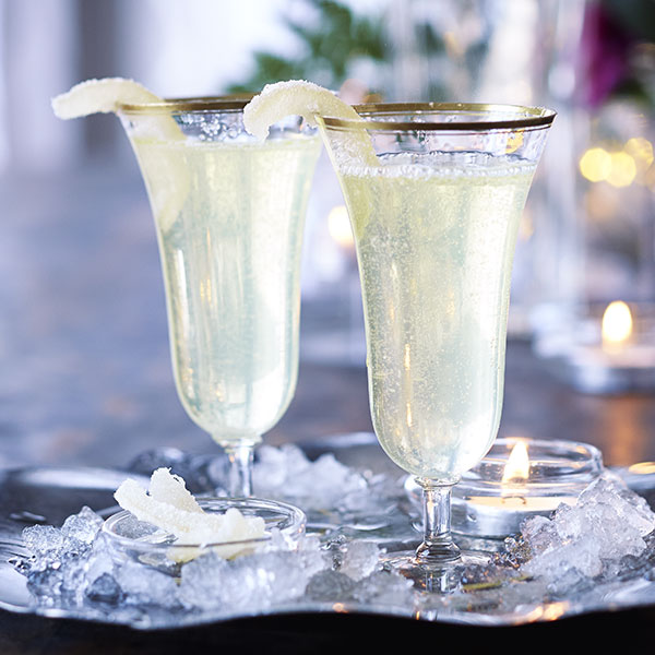 Lemon Kiss Limoncello Cocktail Recipe