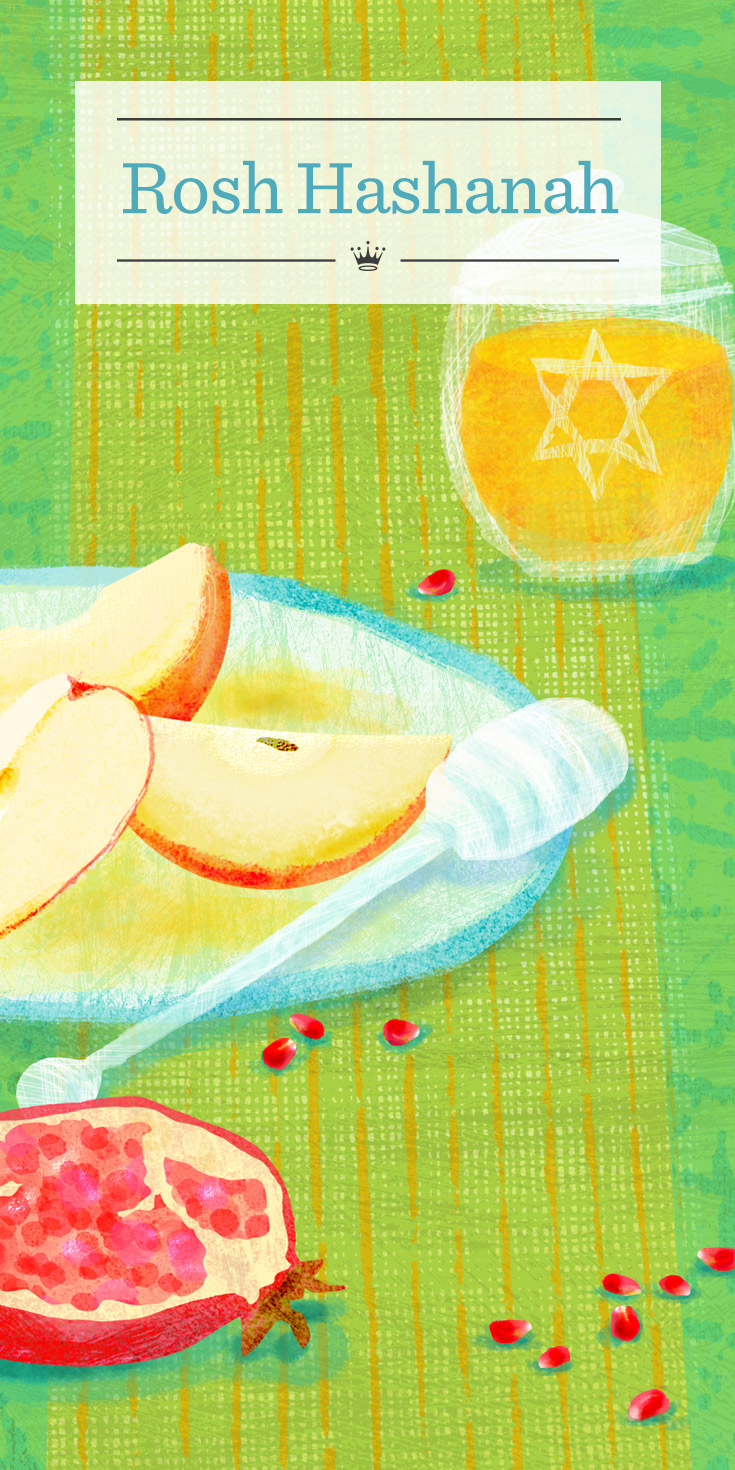 What Is Rosh Hashanah Hallmark Ideas Inspiration