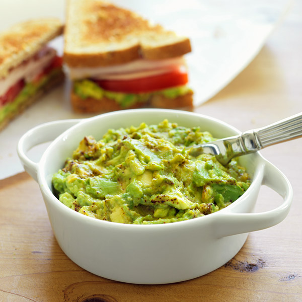Spiced Avocado Spread Recipe