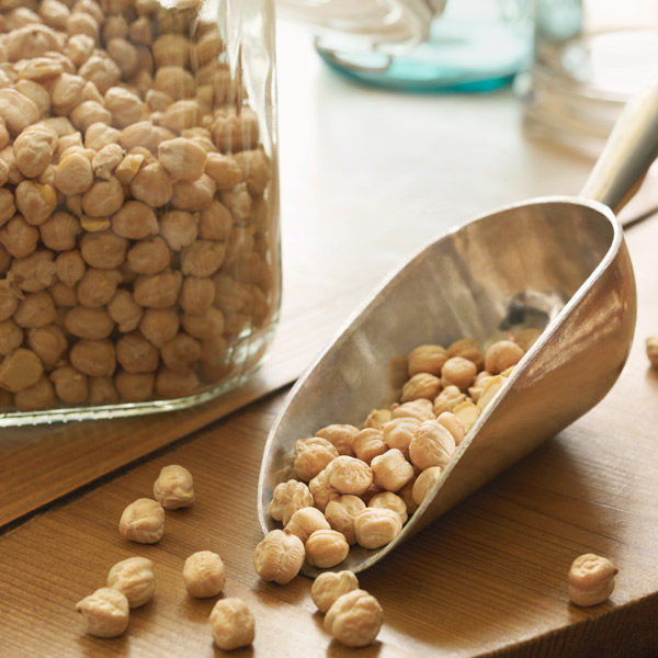 The ingredient: chickpeas