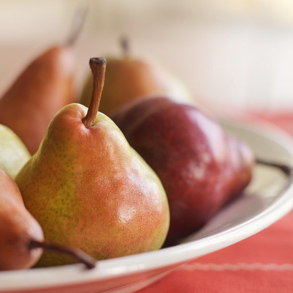 The ingredient: pears