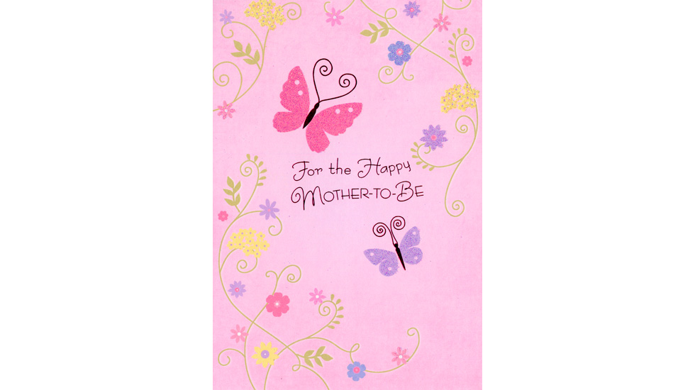 Hallmark Mother S Day Cards Through The Years 2000s Mom To Be