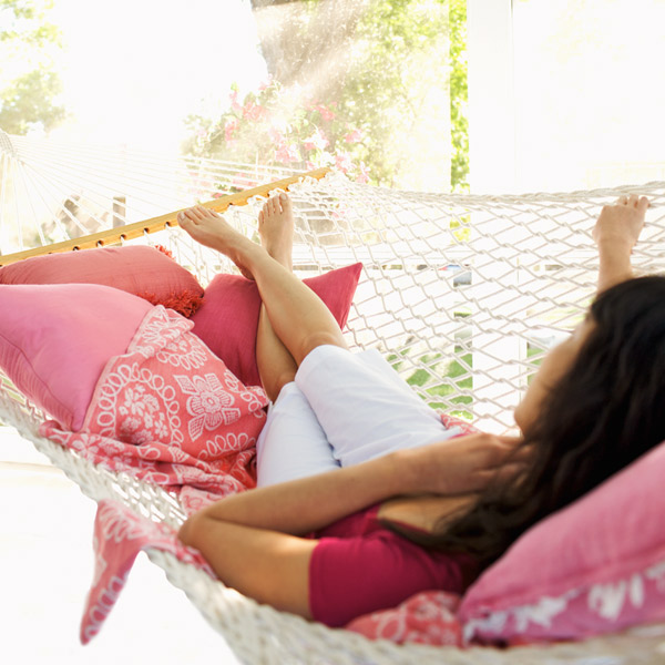 30-day chill out challenge: a day-by-day guide to chillaxing into summer