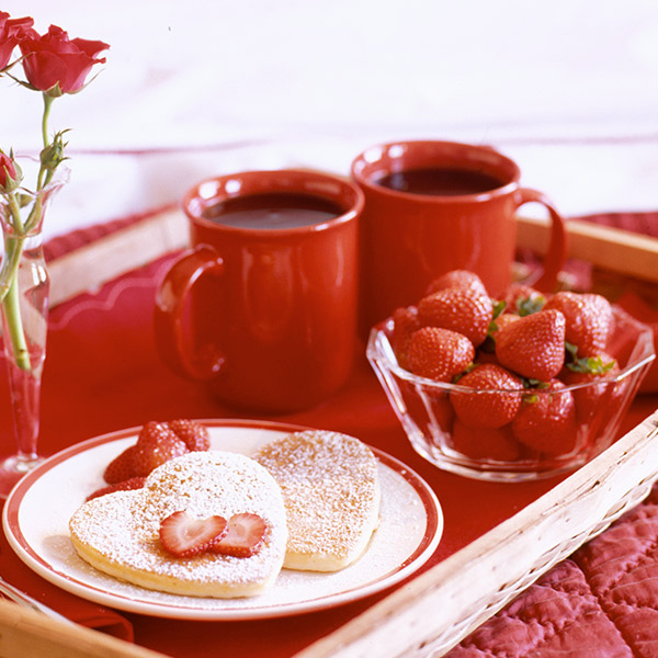 6 heart-y Valentine's breakfast ideas