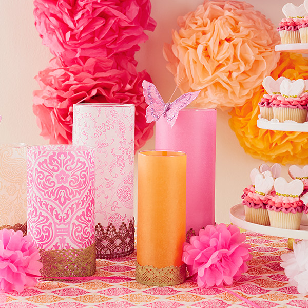 DIY quinceanera decorations