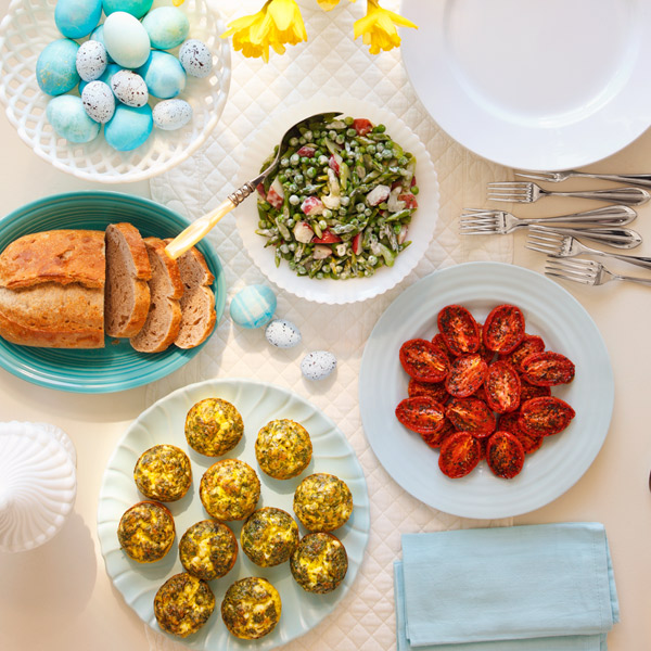 Easter Brunch Recipes Hallmark Ideas Inspiration