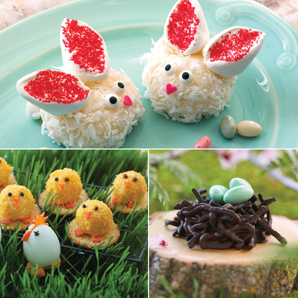 Play with your food: Easter recipes