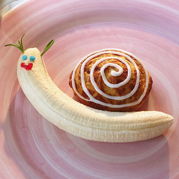 15 Fun Breakfast Ideas for Kids: No-fail Snail