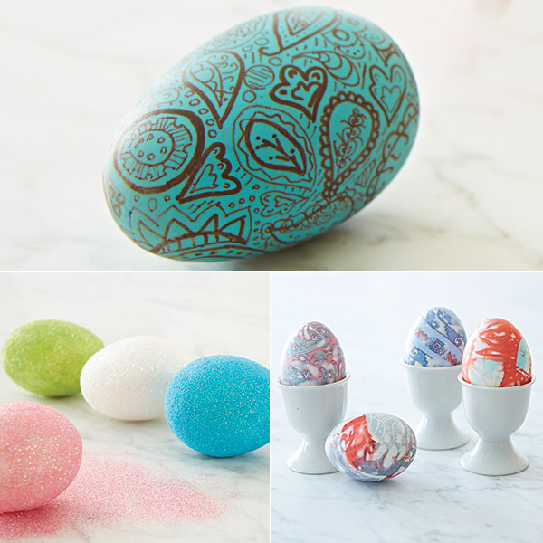 14 fun Easter egg ideas