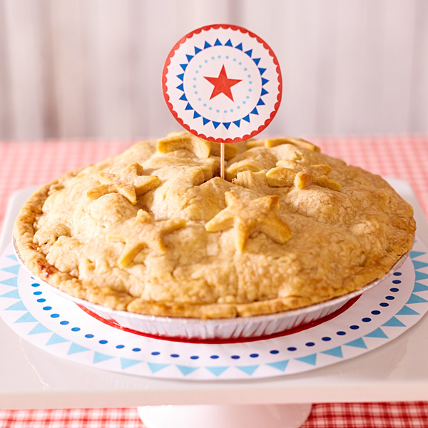 All-star Pink Lady Apple Pie Recipe