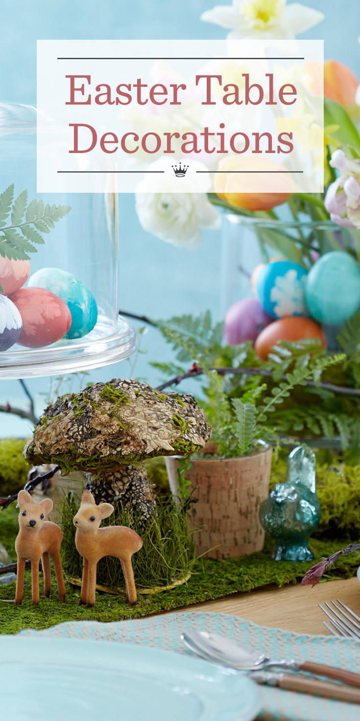 Easter Table Decorations Hallmark Ideas Inspiration