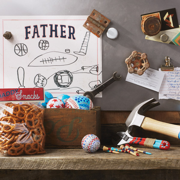 10 Homemade Father's Day Gifts