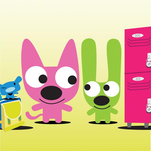 hoops&yoyo™ free back-to-school printables
