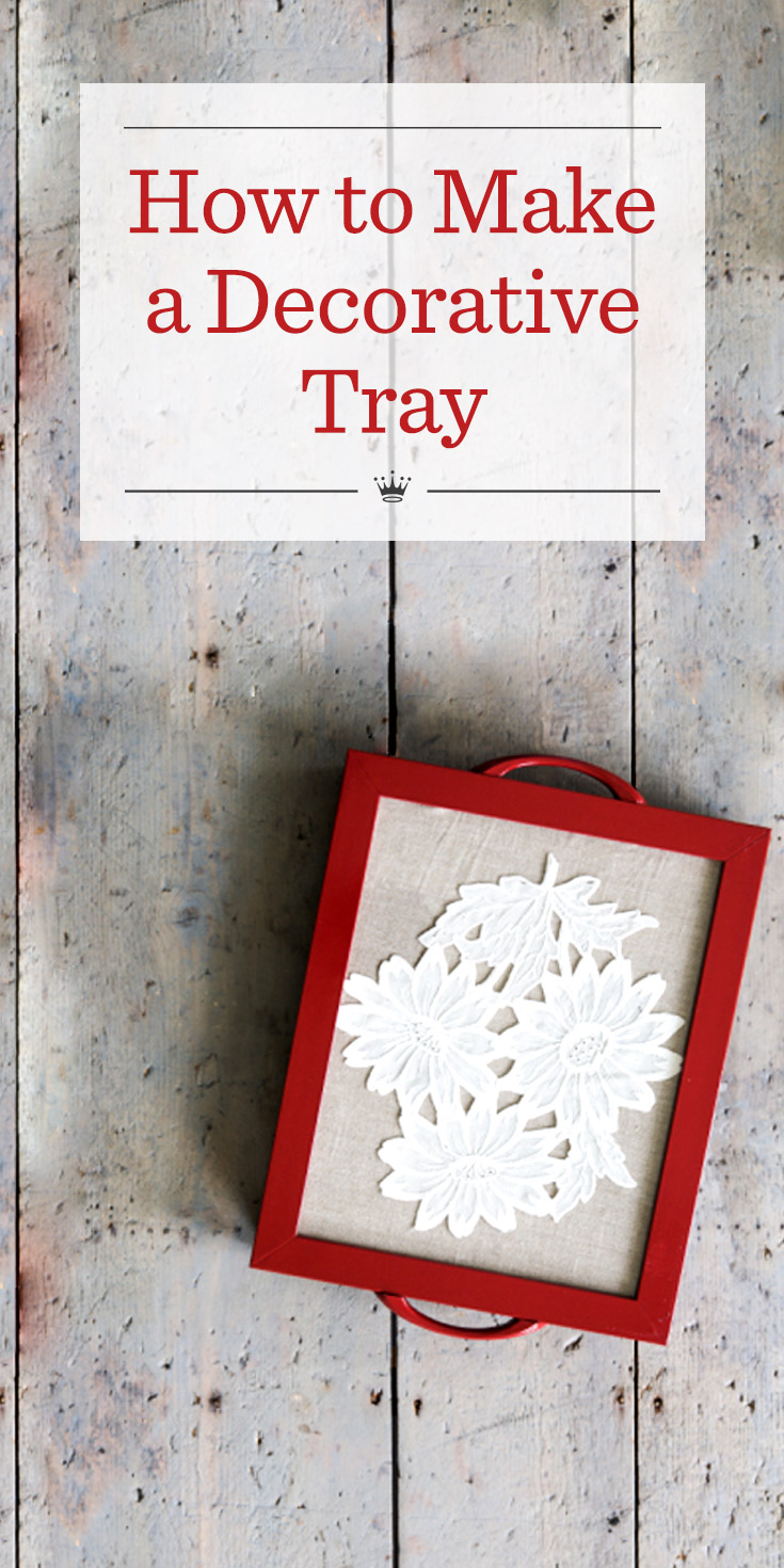 Diy Decorative Tray Hallmark Ideas Inspiration