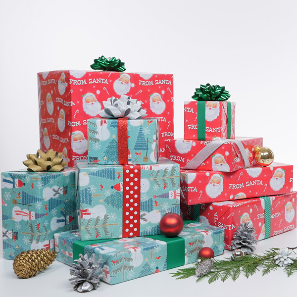 Gift wrapping hallmark ideas inspiration christmas negle