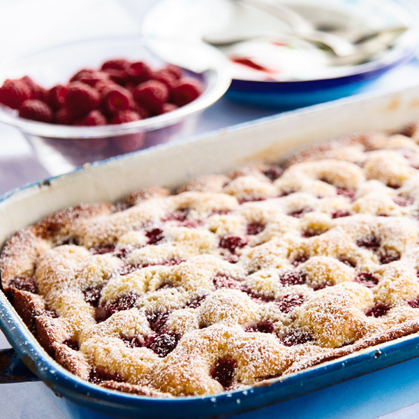 Raspberry Buckle Recipe
