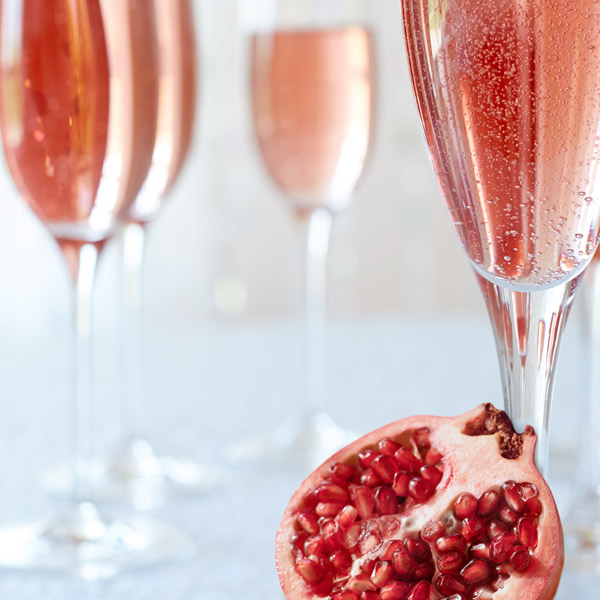 Sparkling Pomegranate Punch Recipe