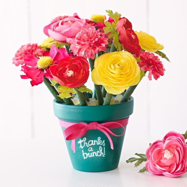 Thank you ideas hallmark ideas inspiration thank you bunches diy teacher appreciation gift negle Gallery