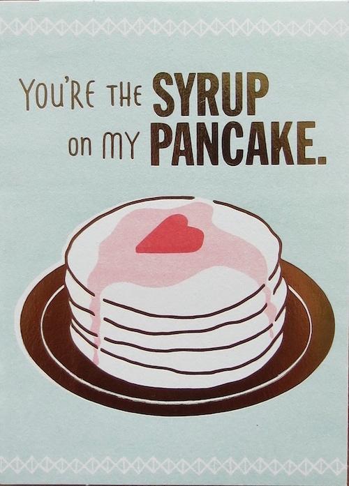 7 Pancake - 10 hilarious valentines