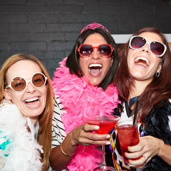 Four Party Ideas for Celebrating Galentine's Day