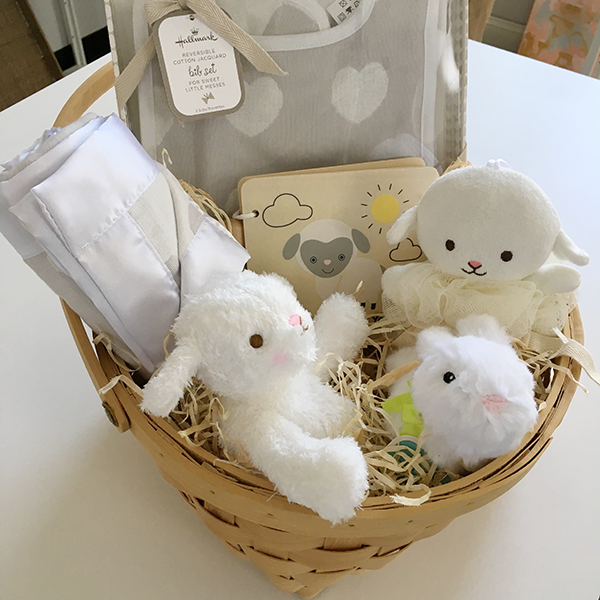Easter basket hallmark ideas inspiration easter basket ideas for baby party 101 negle