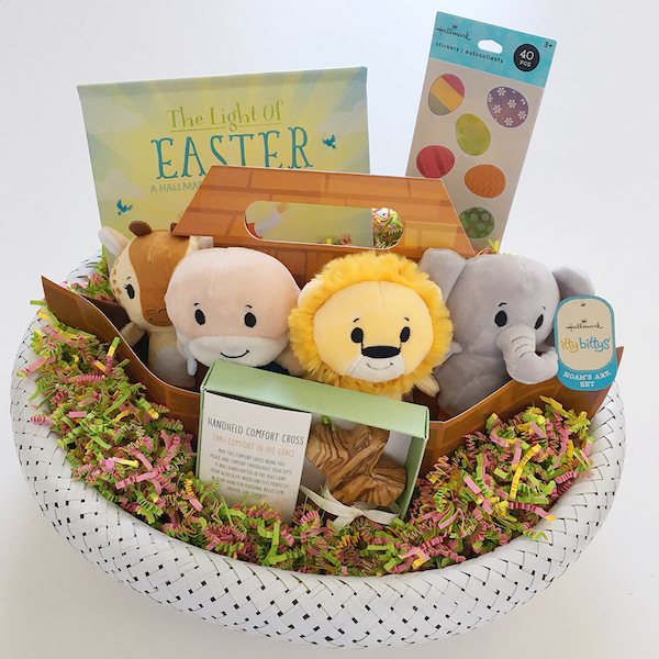 Easter hallmark ideas inspiration easter basket ideas with faith gifts party 101 negle Image collections