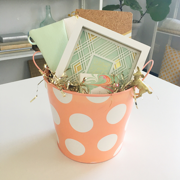 Easter basket hallmark ideas inspiration easter basket ideas for teenage girls party 101 negle Images