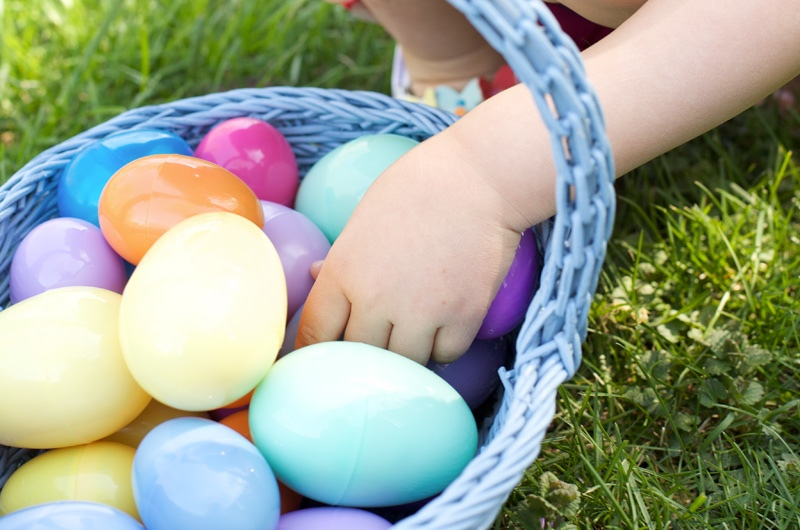 How to Plan an Amazing Easter Egg Hunt - Eggs