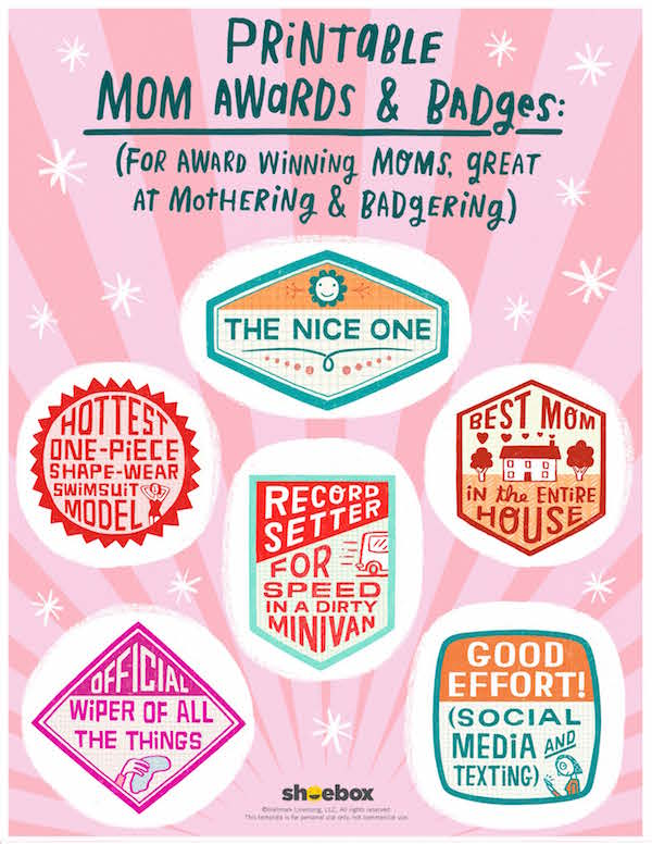 Funny Mother's Day Awards- R-cover