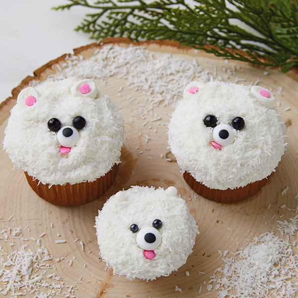 Polar Bear Cupcakes Hallmark Ideas Amp Inspiration