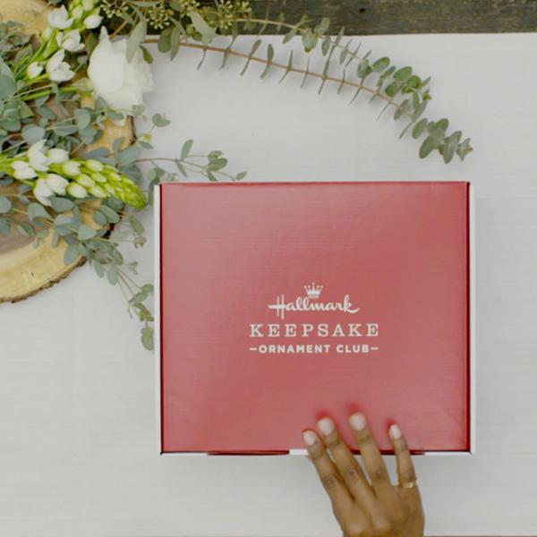 Join Keepsake Ornament Club