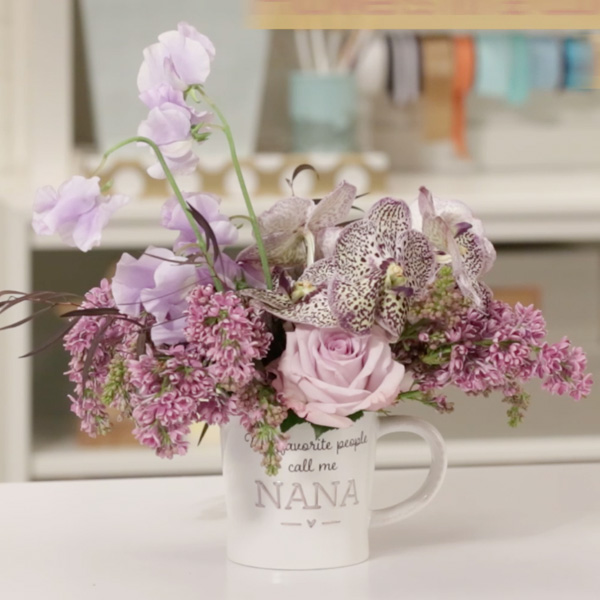 DIY Mother's Day Flowers Inspiration