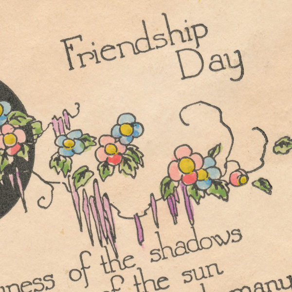 Friendship Day Card Image