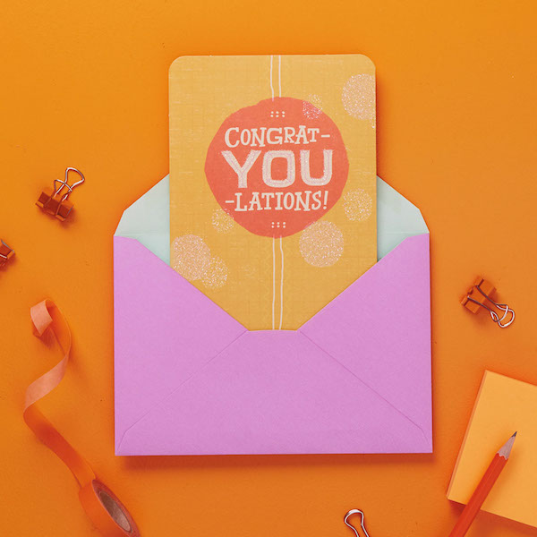 Congratulations Messages: What to Write in a Congratulations