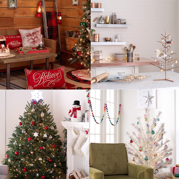 christmas trends and tree ideas 2018