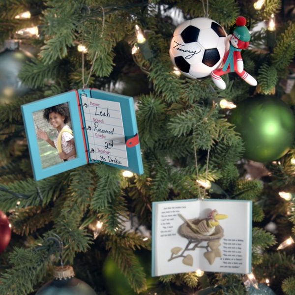 capturing childhood memories with keepsake ornaments christmas
