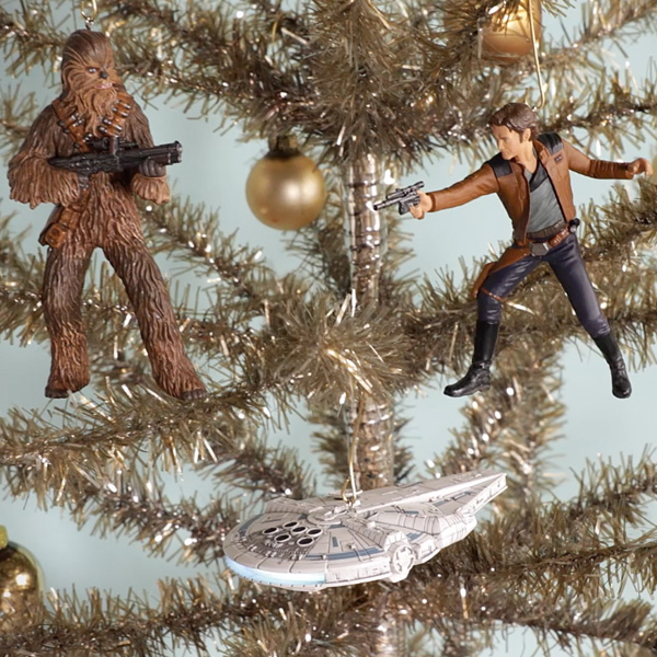 top sci fi ornament picks 2018 christmas