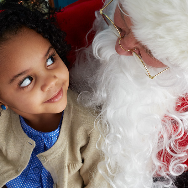 How to Talk to Kids about Santa