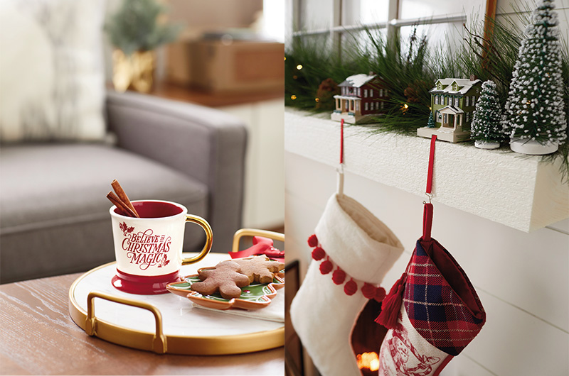 Decorating Tips for Cozy Christmas - Couches and Cups