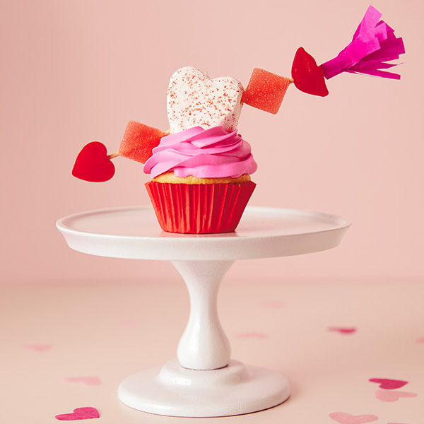 Cupid's Cupcakes- Valentine's Day Cupcake