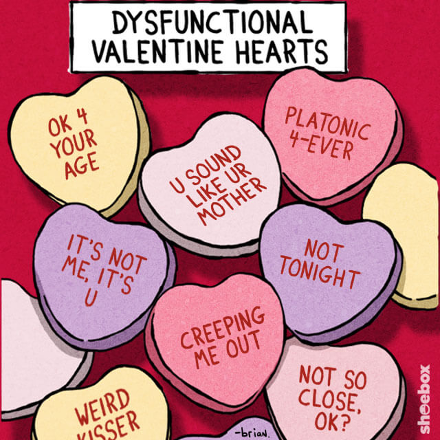 Funny Valentines Day Quotes Youll Both Love Hallmark Ideas