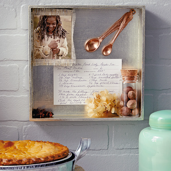 4 Easy Ideas for Displaying Favorite Family Recipes