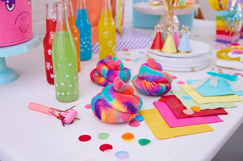 Unique Colorful Unicorn Party Ideas Hallmark Ideas Inspiration