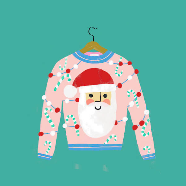 Sweater - things people who love Christmas know