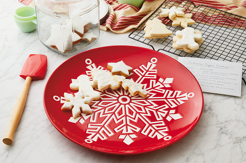 Plate Gift - 15 Easy DIY Ways to Add a Personal Touch to Christmas Gifts