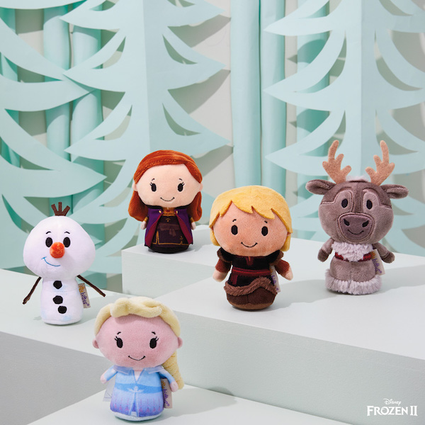 Olaf, Anna, Elsa, Sven - Frozen Gift Guide