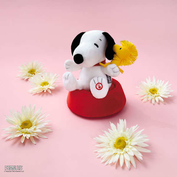 Silly Spinning Snoopy Stuffed Animal With Sound and Motion - Favorite Peanuts Gifts